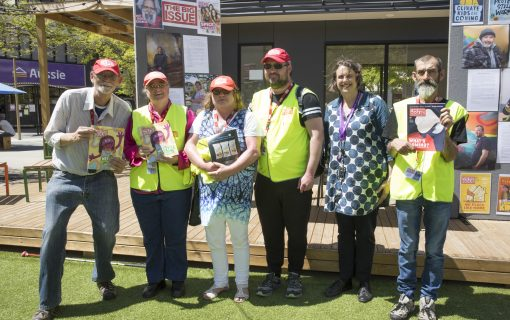 Woden Community Service highlights an enterprising pathway from poverty