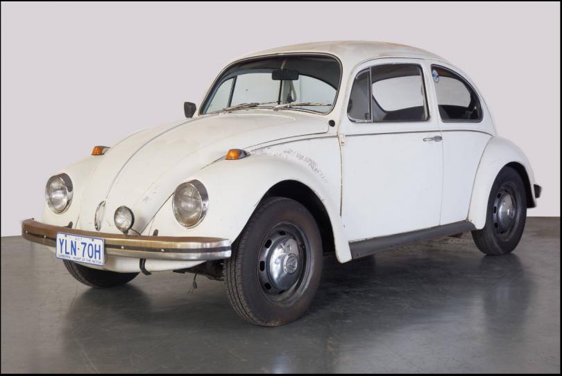 1970 Volkswagen 1500 Beetle
