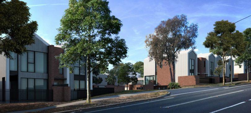 View from Heysen Street