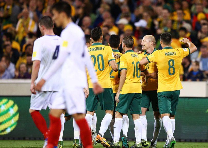Australia v Kyrgyzstan - 2018 FIFA World Cup Qualification