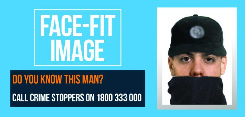 Police seeking this man