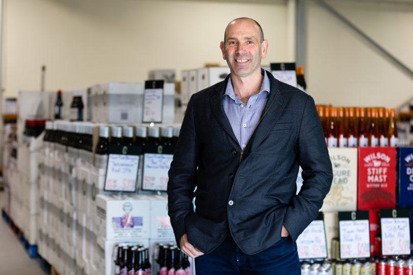Owner Matt Farrah