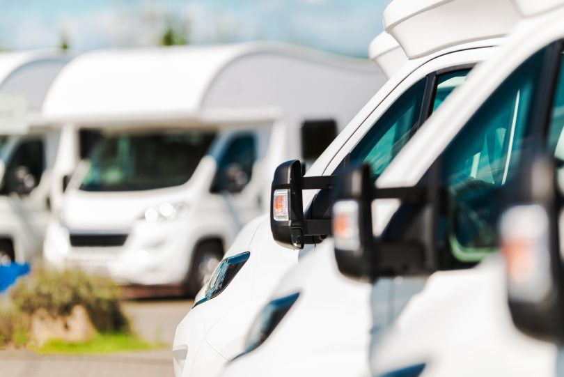 Caravan and RV owners have been warned