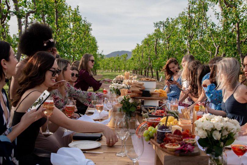 Spring Long Lunch at Pialligo Estate