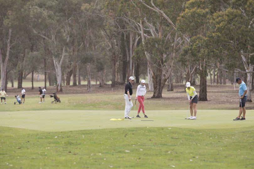 Federal Golf Course