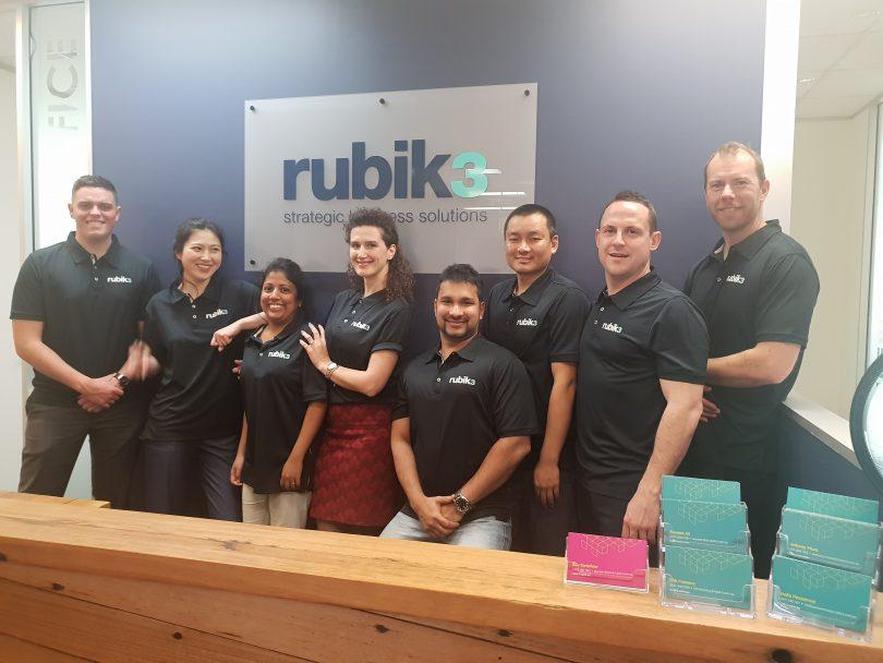 RBK - Rubik3 team