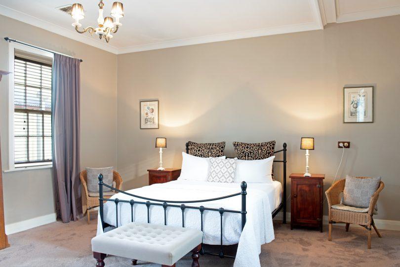 Stunning queen bedrooms with ensuites