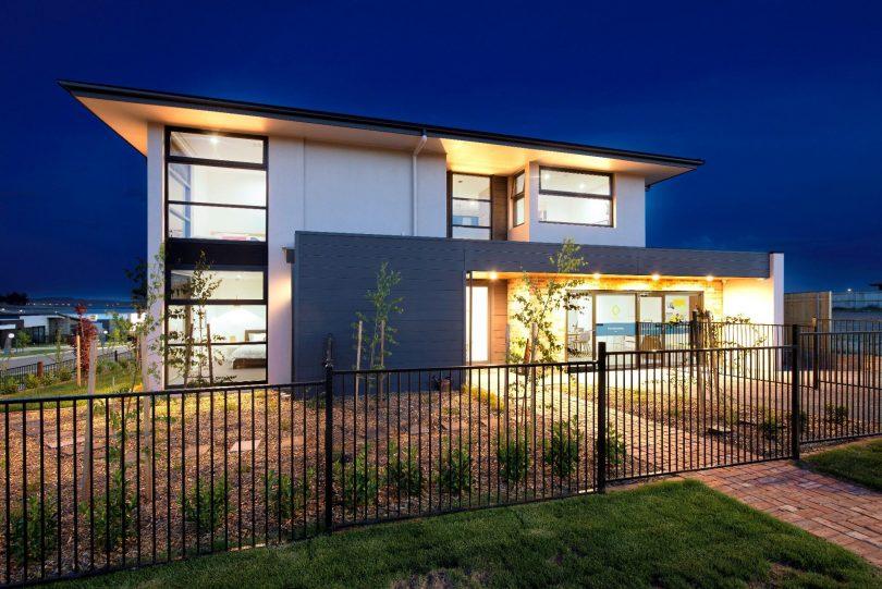 The Balcombe display home