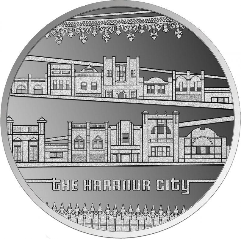 Sydney coin - the suburbs