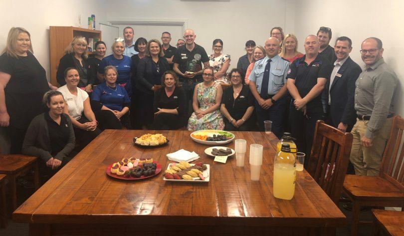 Local community agencies celebrate Daniel's achievements
