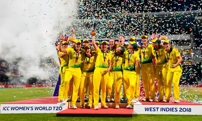 Australia wins the 2018 Women's T20 World Cup in Bangladesh