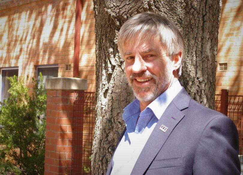 Havelock Housing CEO Andrew Rowe