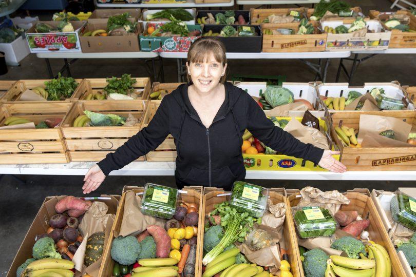 Claire Stewart, ARC Organics