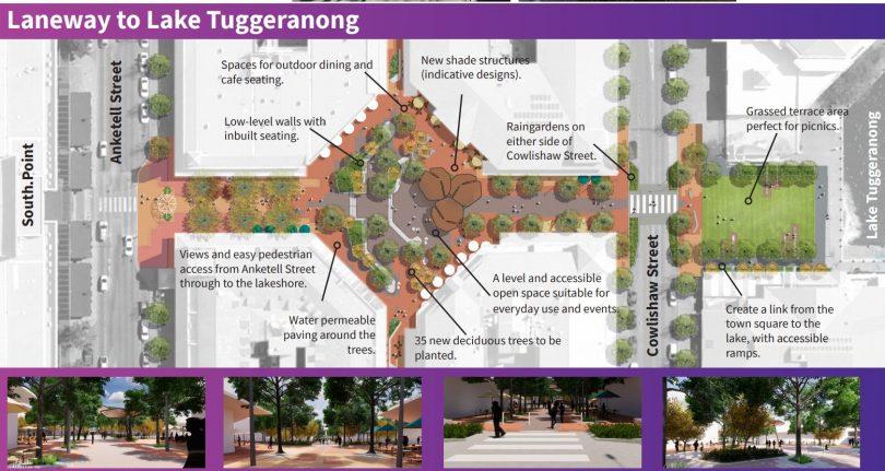 Tuggeranong Laneways
