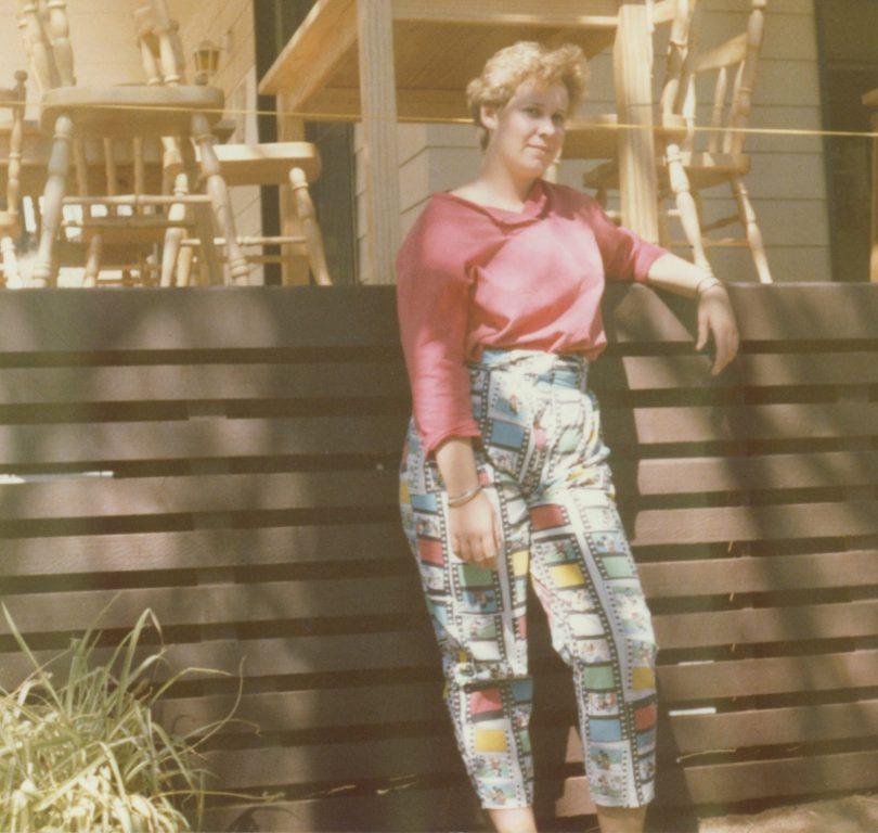 Ursula Barwick,1986