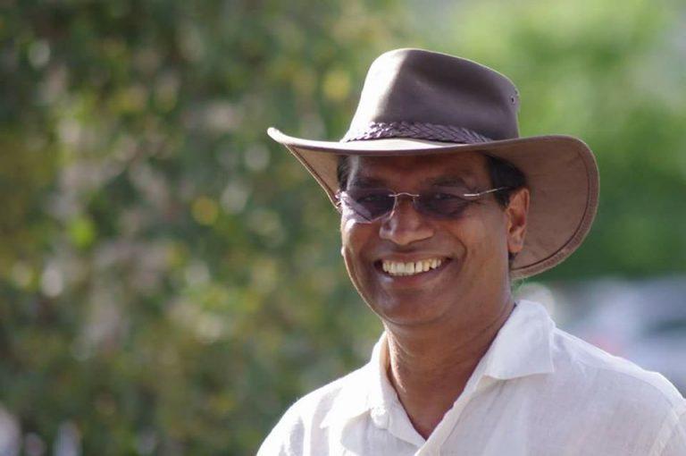 Dr Krishna Nadimpalli