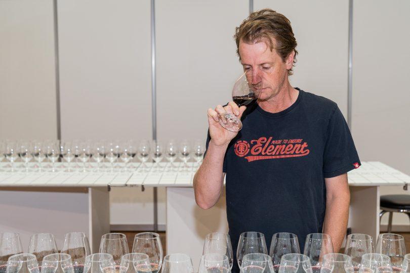 Tom Carson - National Wine Show