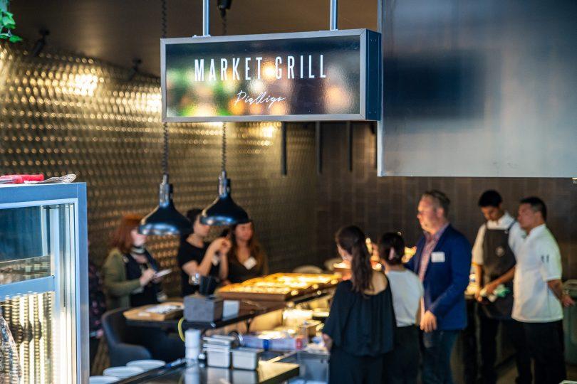 Market Grill Launch at Pialligo Estate