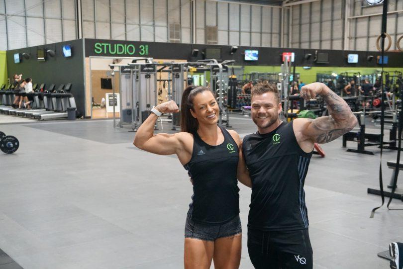 Jenna Louise and Scott Evennett