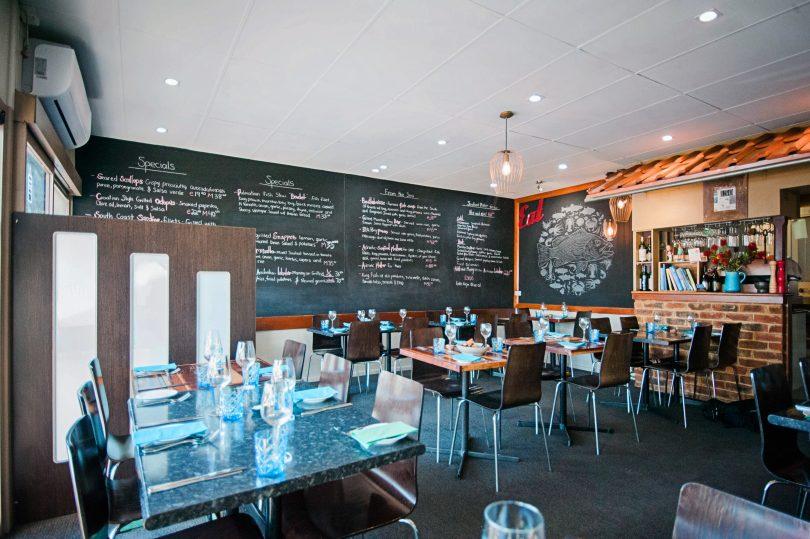 Maestral Mediterranean Seafood Restaurant