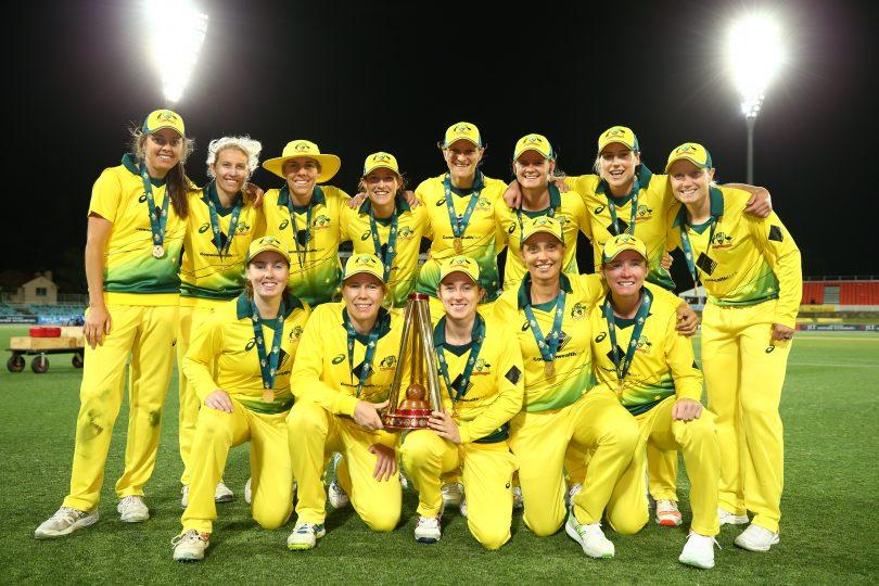 Australian Women's Cricket 2017