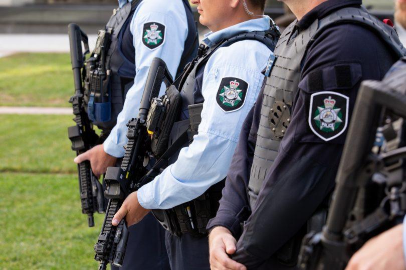 AFP officers