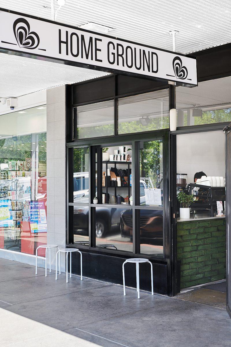 Home Ground Cafe