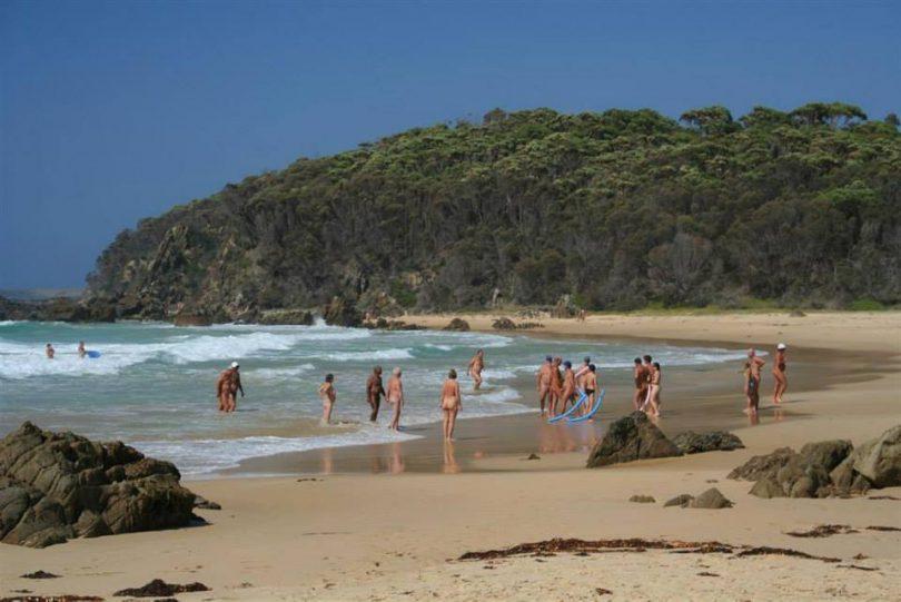 Armands Beach, near Bermagui