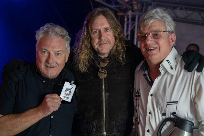 Ross Wilson, Kram and Greedy Smith