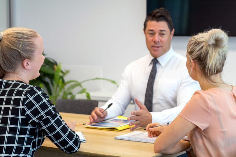 Meeting room talk