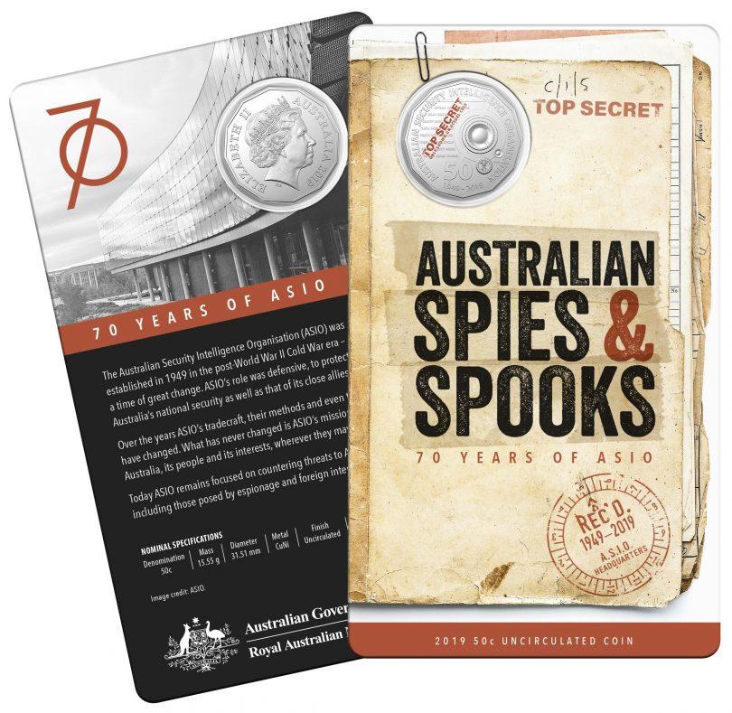 Australian Spies & Spooks