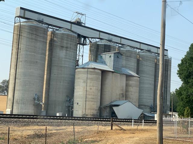 Wallendbeen silos