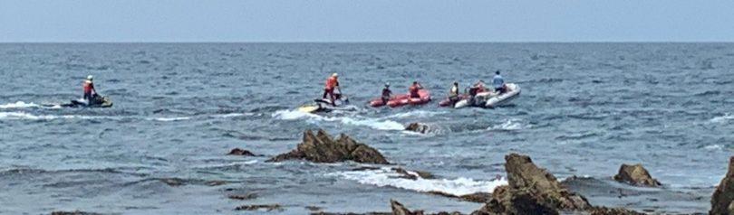 Search at Barragga Bay