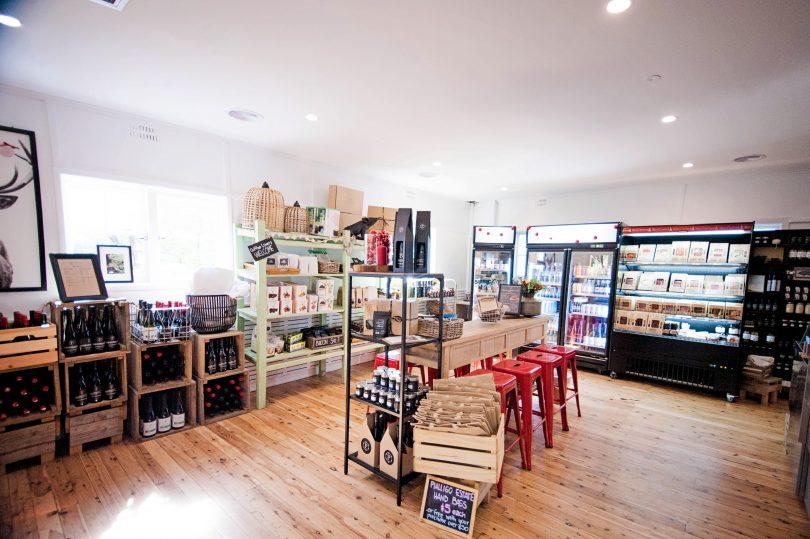 Farm Shop Café