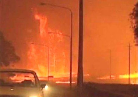 Remembering the 2003 bushfires