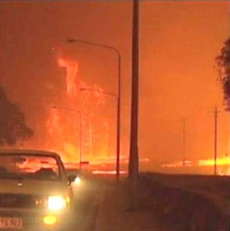 2003 firestorm