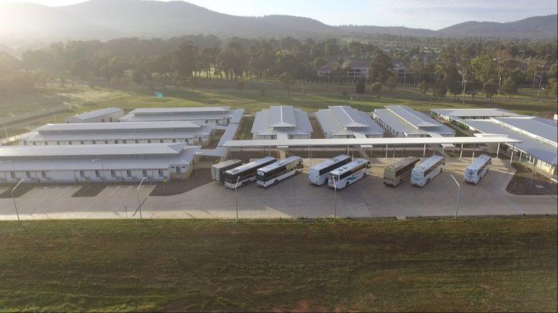 Canberra Park site