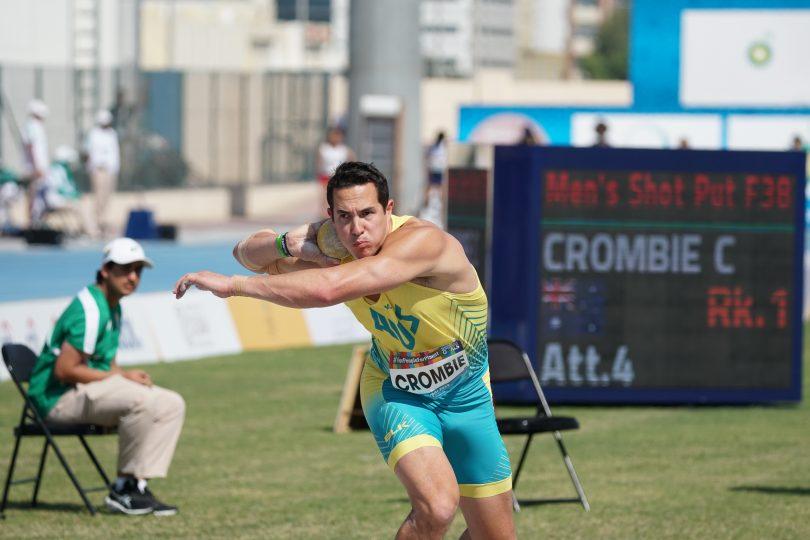 Cameron Crombie