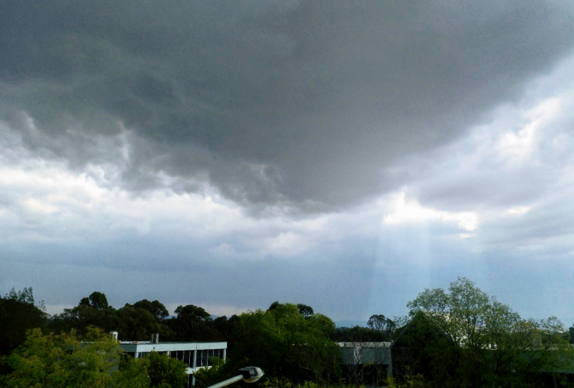 rain, storms, Canberra