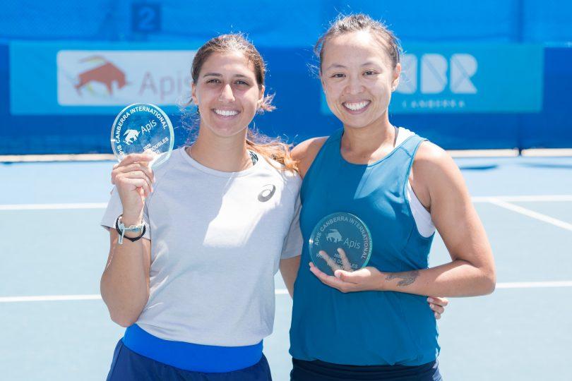 Tennis, Canberra International