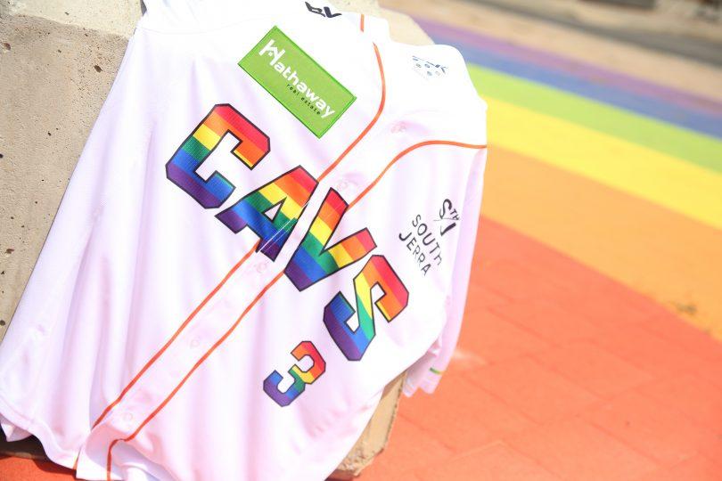 Pride Night jersey