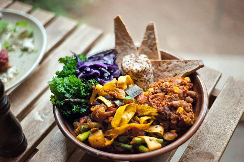 Aranda Garden Vegan Bowl