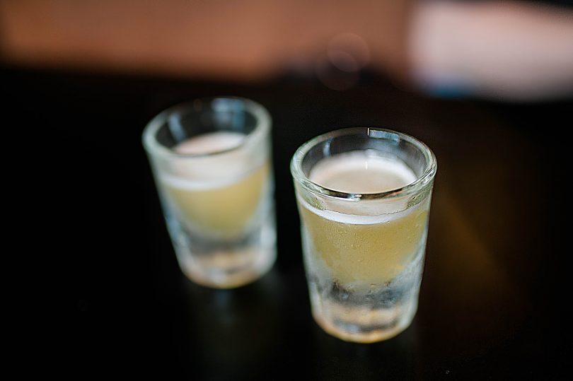 Refreshing spritzes