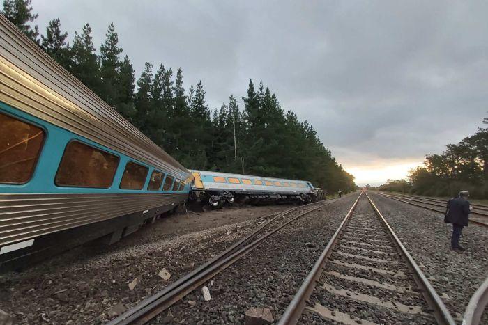 XPT train derailment