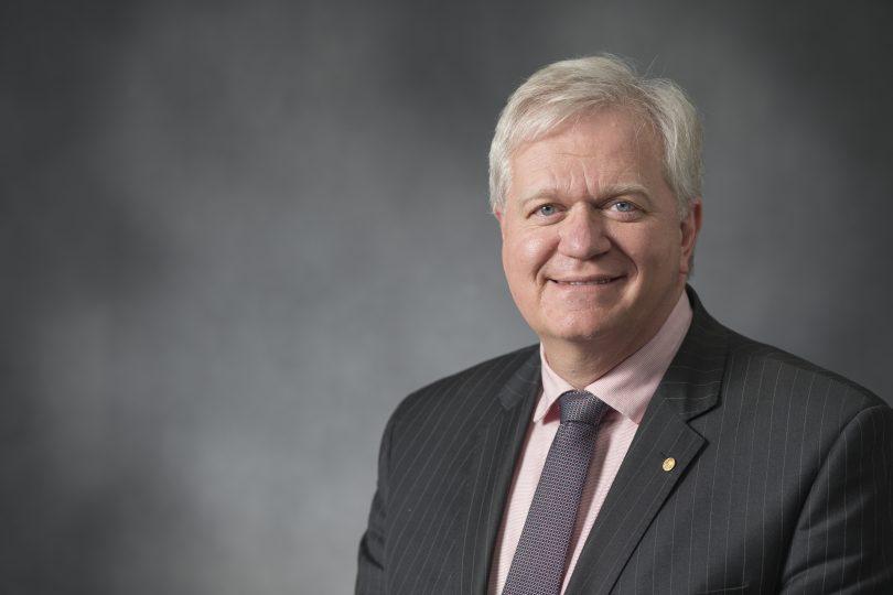 ANU Vice-Chancellor Professor Brian Schmidt