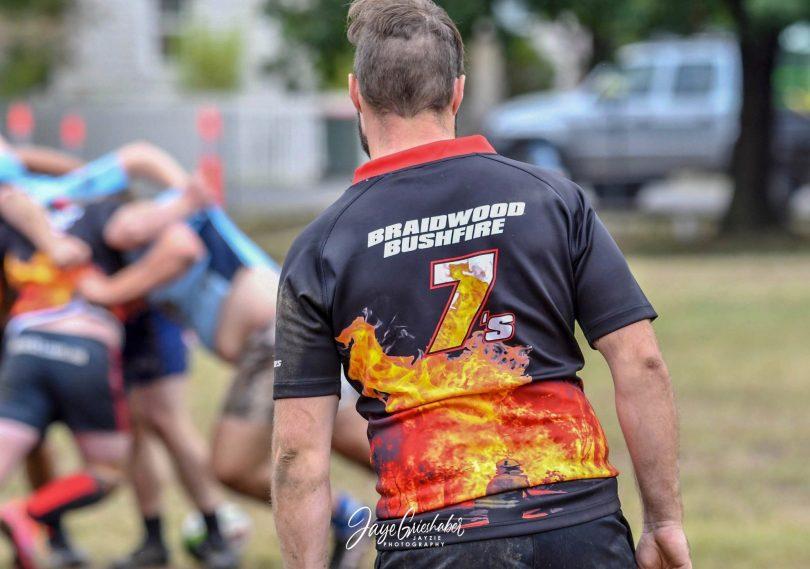 Braidwood Bushfire 7s - 2020