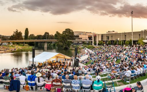 CSO's free Queanbeyan concert a chance for the region to heal after a tough summer