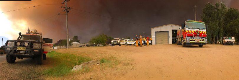 NSW ambulance crew