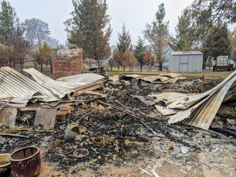 Bushfire at Cobargo