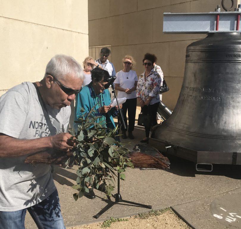 Ngunnawal bell